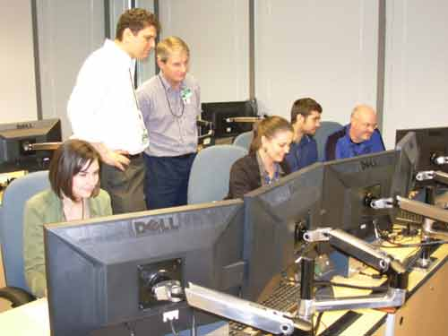 IBEX Flight Dynamics and Science Operations Team Members Data Review