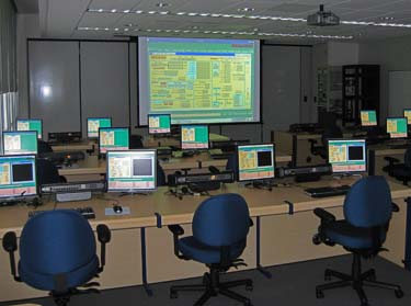 IBEX Mission Operations Center
