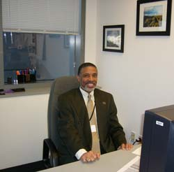 Willis Jenkins, IBEX HQ Program Executive